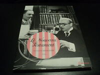 "DVD DIGIPACK NEUF ""LE NOUVEAU TESTAMENT"" Sacha GUITRY"