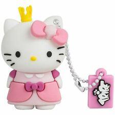 Brand NEw-Tribe Hello Kitty Princess 8GB USB Flash Drive