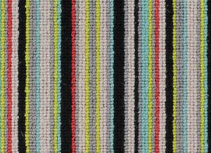 100% Wool Designer Stripe Stair Runner 6m x 68cm RRP £373