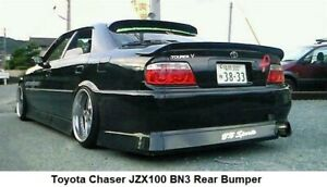 Toyota Chaser JZX100 BN3 Style Rear Bumper