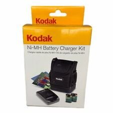 Kodak Ni-MH Rapid Battery Charger Kit - Charger 2 Batteries Digital Camera Bag