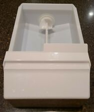 WHIRLPOOL REFRIGERATOR ICE BUCKET ASSEMBLY PART# 2196295