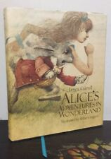 Alice's Adventures in Wonderland by Lewis Carroll Harback/Dustjacket 2009