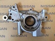 CA18DET OIL PUMP GENUINE NISSAN 200SX S13 OEM SUMP 15010-35F01