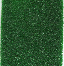 20grams Grass Green Transparent Toho Size 15 (1mm) Seed Beads - No. 7B