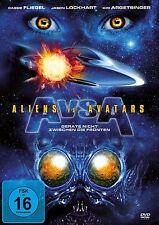 Cassie Fliegel - Aliens vs. Avatars