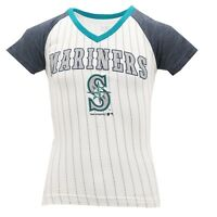 Seattle Mariners MLB Genuine Kids Youth Girls Robinson Cano T-Shirt New Tags
