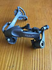 Shimano XTR RD-M953 Rapid Rise Rear Derailleur Used Grey Mega 9