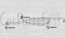 Exhaust Middle Box Fiat Tempra 1.9 Diesel Saloon 01/1993 to 10/1996