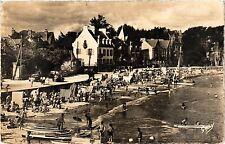 CPA  Larmor -Plage (Morbihan) Plage de Toulhars      (206175)