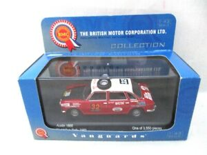 Corgi Vanguards Austin 1800 World Cup Rally 1970     VA08907  RARE