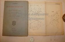 MATEMATICA - R. STURM, Elementi di Geometria Descrittiva 1878 Hoepli Jung tavole