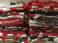 Football Shirts - Various Shirts & Sizes - Multi Listing - Home & Away