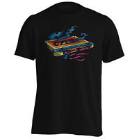 Tape Vintage Old Funny Gift Music Men's T-Shirt/Tank Top d762m