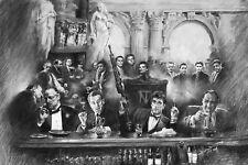 Scarface,Goodfellas,Sopranos, Godfather, Deniro,Brando, Bad Guys, Pacine by Star