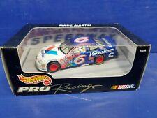 Hot Wheels ~Pro Racing MARK MARTIN VALVOLINE #6 CAR