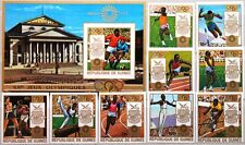 Guinea 1972 640-48 B bloque 33 B 618-24 c124-25 Olympics munich boxing Sport mnh