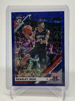 2019-20 Optic Bradley Beal Blue Velocity Prizm #109