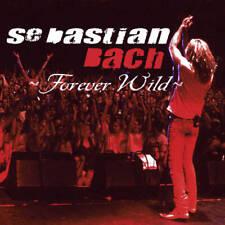 SEBASTIAN BACH - FOREVER WILD LP - RSD BF - NUMBERED COLOR VINYL - NEW - SEALED