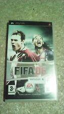 FIFA 06 (Sony PSP, 2005) Version 4
