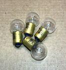 Lionel 431-300 14v 57-300 Bayonet Bulbs (set of 4) Lamps Original GE Excellent!