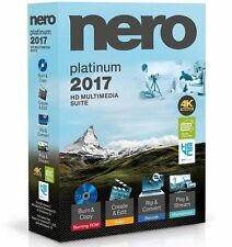 Nero Image, Video and Audio Software