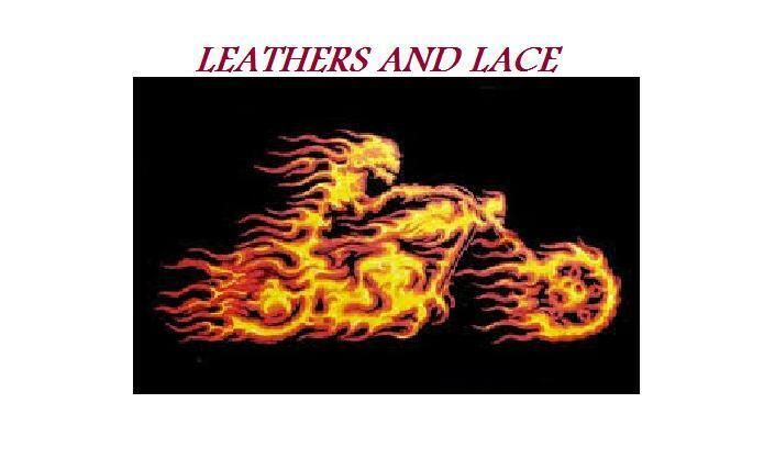 leathers and lace