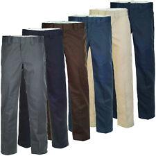 DICKIES 873 Slim Straight Work Pant - Hose gerader Schnitt Streetwear NEU