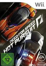 Nintendo Wii Need for Speed Hot Pursuit OVP come nuovo