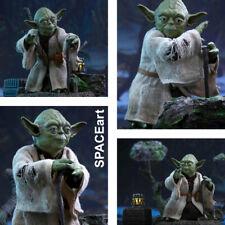 Star Wars: Jedi-Meister Yoda   Deluxe-Figur   Hot Toys   MMS369