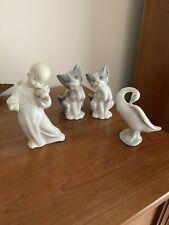 New listing lladro figurines Group Of Four