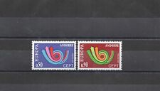 EUROPA ANDORRE 1973 Timbres N° Yvert 226/227 neufs luxe sans charnieres