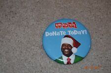 SHAQUILLE O'NEAL TOYS FOR TOTS PIN - RARE