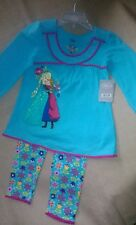 STUNNING DISNEYSTORE GENUINE FROZEN FEVER PYJAMAS FOR KIDS