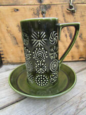 Tableware 1960-1979 Date Range Green Portmeirion Pottery