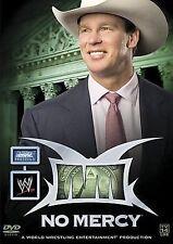 NEW DVD WWE No Mercy 2004~,John Bradshaw Layfield, Dawn Marie, Kurt Angle, Under