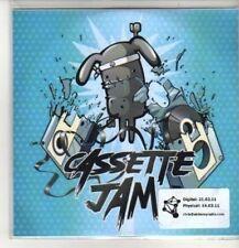 (CO96) Cassette Jam, Never Going Home - 2011 DJ CD