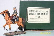 KING & COUNTRY GERMAN CAVALRY GC006 MOUNTED SOLDIER MIB