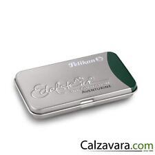 Pelikan Cartucce Edelstein Ink Cartridges 6 Cartucce - colore: Verde Aventurine