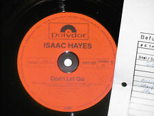 ISAAC HAYES -Don't Let Go- LP 1980 Polydor Archiv-Copy mint