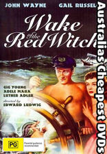 Wake Of The Red Witch DVD NEW, FREE POSTAGE WITHIN AUSTRALIA REGION ALL