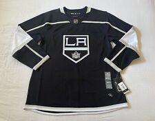 Adidas Authentic Pro LA KINGS  Home Men Jersey NHL Black Size 50 Medium Stitched