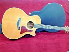 Taylor 514ce Acoustic/Electric Guitar W/factory Taylor hardcase