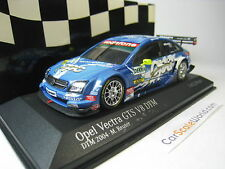 OPEL VECTRA GTS V8 DTM 2004 310 OPC TEAM HOLZER M.REUTER 1/43 MINICHAMPS