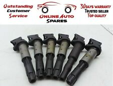 BMW 5 Series E60 525i 2.5 Petrol Set Of 6 Ignition Coil Pack 1220703201 04-10