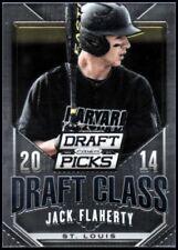 2014 Panini Prizm Perennial Draft Picks Draft Class #32 Jack Flaherty - NM-MT