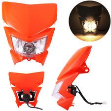 Motorcycle Headlight Fairing Kit For Honda CRF150F CRF230F 2003-2009, 2012-2014