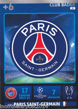 2014/15 Adrenalyn XL Champions League PARIS SAINT-GERMAIN No.22