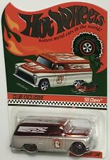 MOMC 2009 Hot Wheels RLC Exclusive Edition Holiday Car red '55 Chevy Panel Truck