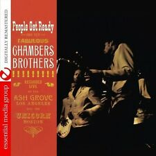 The Chambers Brothers - People Get Ready [New CD] Manufactured On Demand